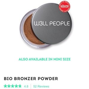 Other - Bio Bronzer Powder W3LL People